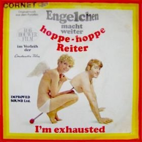 Improved Sound Limited_Hoppe hoppe Reiter / I'm exhausted_krautrock