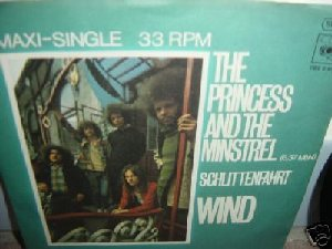 Wind_The princess and the minstrel / Schlittenfahrt_krautrock