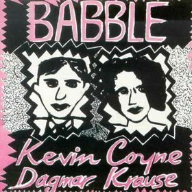 Krause, Dagmar_Babble (with Kevin Coyne)_krautrock
