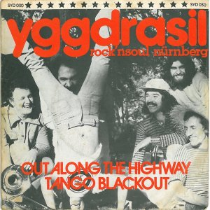 Yggdrasil_Out Along The Highway / Tango Blackout_krautrock