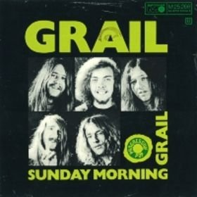 Grail_Grail / Sunday morning_krautrock