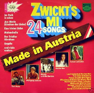 Various - Sampler_Zwickt's mi - Made in Austria_krautrock