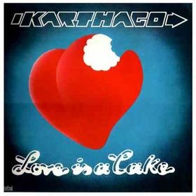 Karthago_Love is a cake_krautrock