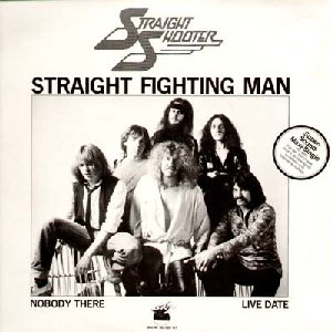 Straight Shooter_Straight Fighting Man / Nobody There / Live Date_krautrock