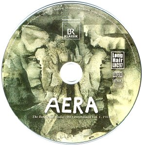 Aera_The Bavarian Broadcast (BR) Recordings Vol.1 - 1975_krautrock